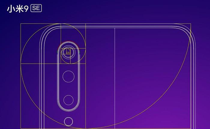 Đang làm lễ live ra mắt sản phẩm, Xiaomi tự dưng chuyển sang giới thiệu tỷ lệ vàng toán học trên Mi 9 SE