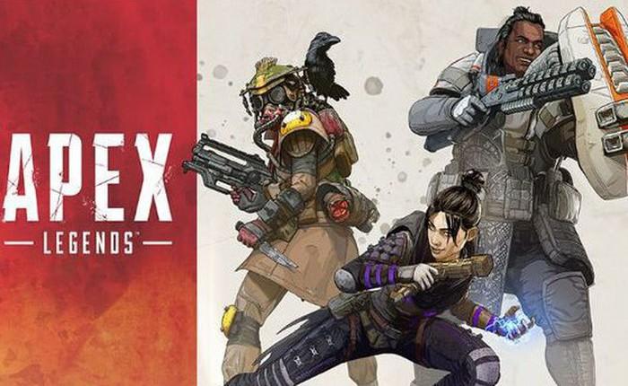 Phần mềm hack game Apex Legends được bán tràn lan tại Trung Quốc, mức giá cao nhất là 10,4 triệu