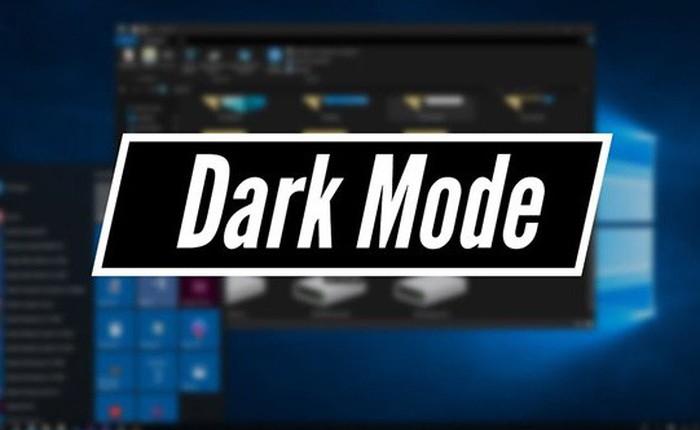 Cách thiết lập Windows 10 tự động chuyển sang giao diện nền tối mỗi khi chiều về