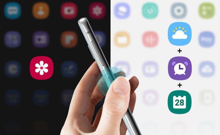 Samsung sẽ cho phép người dùng thiết bị Galaxy đời cũ thay đổi chức năng nút Bixby