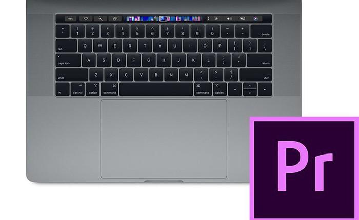 Adobe tung bản cập nhật cho Premiere Pro sau khi bị tố làm hỏng MacBook Pro