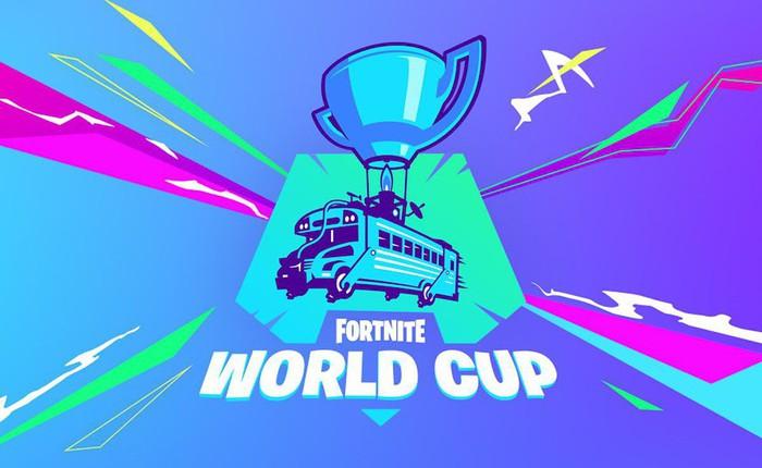 Epic Games chính thức công bố giải thưởng Fortnite World Cup: Tổng giá trị lên tới 2300 tỷ!