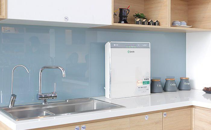 RFID – Công nghệ xóa bỏ lo lắng lõi lọc giả được tích hợp trong máy lọc nước