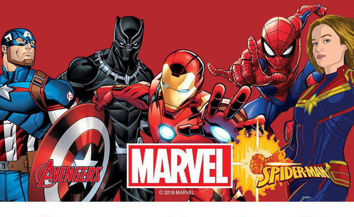 Captain Marvel sẽ là thành viên mới nhất trong bộ sưu tập chuột không dây M238 Marvel