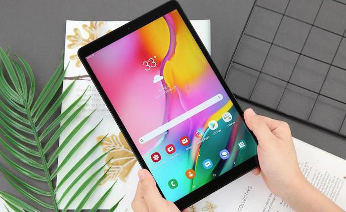 Galaxy Tab A 10.1: Lựa chọn xuất sắc trong tầm giá trung dưới 8 triệu đồng
