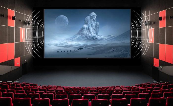 Tìm hiểu công nghệ đỉnh Dolby Vision, Dolby Atmos trên TV Sony