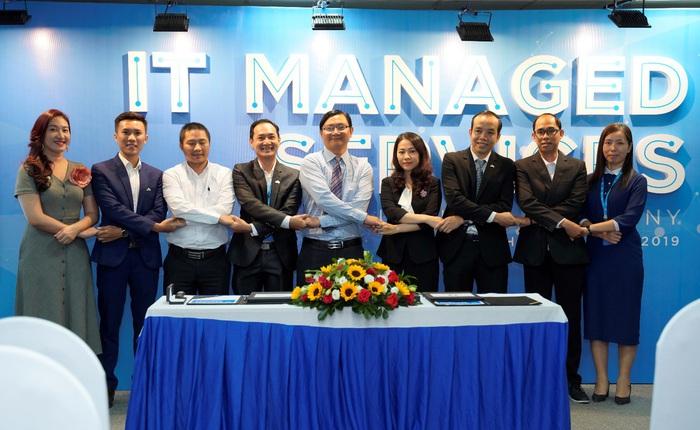 CMC TSSG chính thức ra mắt dịch vụ quản lý hệ thống công nghệ thông tin - IT Managed Services