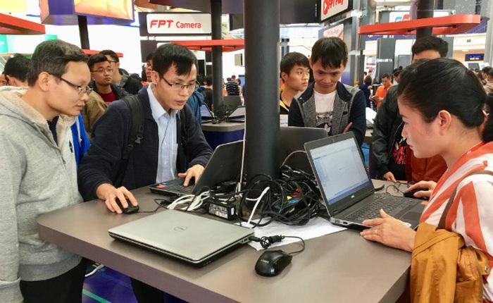 Đấu trường công nghệ FPT Techday 2019 - nơi vũ khí là những dòng code
