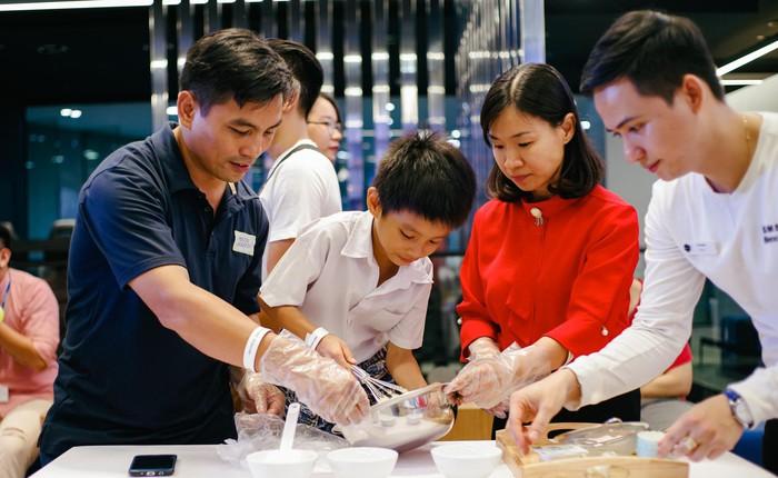 Trải nghiệm khó quên cho các bé tại Samsung Showcase nhân ngày Quốc tế Thiếu Nhi