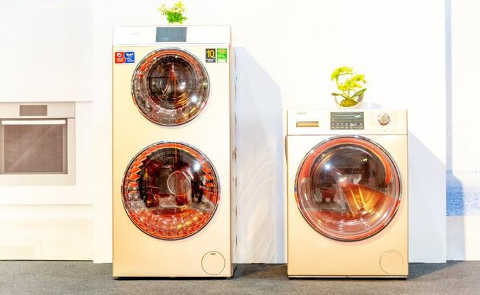 AQUA Việt Nam chính thức khánh thành nhà máy máy giặt cửa trước