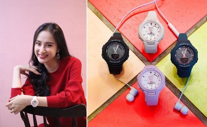 """Ngắm trọn bộ đồng hồ """"trợ lý thể thao"""" Casio G-Squad thu hút giới trẻ châu Á"""