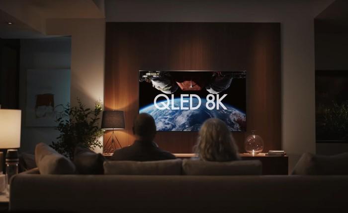 Khoảnh khắc lịch sử của nhân loại 50 năm trước chuẩn bị tái hiện trên TV Samsung