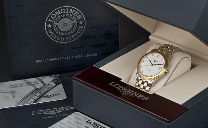 Vì sao đồng hồ Diamond (kim cương) không bị mất giá?