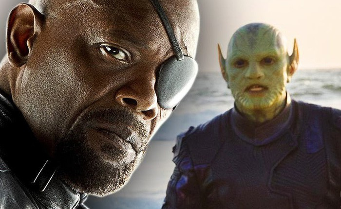 Từ mẩu bánh mì trong Age of Ultron, fan Marvel đang đồn đoán Nick Fury chính là một người Skrull