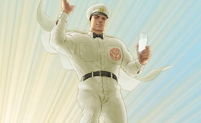 [Vietsub] Nếu có thể uống sữa, bạn đúng là một siêu nhân mang gen đột biến