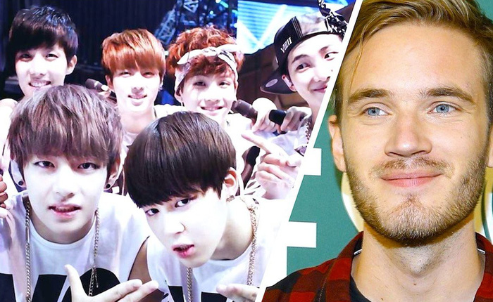 Pewdiepie vừa bỏ theo dõi tất cả mọi người trên Twitter, chỉ trừ nhóm nhạc BTS
