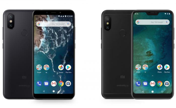 Smartphone Android One Mi A3 và Mi A3 Lite của Xiaomi sẽ có cảm biến vân tay dưới màn hình