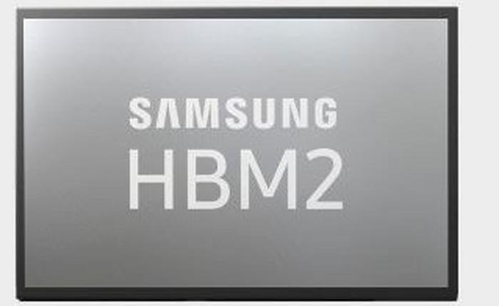 Samsung giới thiệu bộ nhớ HBM2E mới, tương lai card đồ họa sẽ có VRAM lên đến 64GB