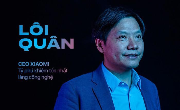 CEO Xiaomi cần kiệm bậc nhất thế giới: Làm tỷ phú vẫn ngồi máy bay hạng phổ thông, dùng Mi Max, từng xin lỗi mọi người vì nói tiếng Anh kém
