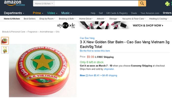 Phó chủ tịch hiệp hội TMĐT: Amazon chưa có chương trình vào Việt Nam