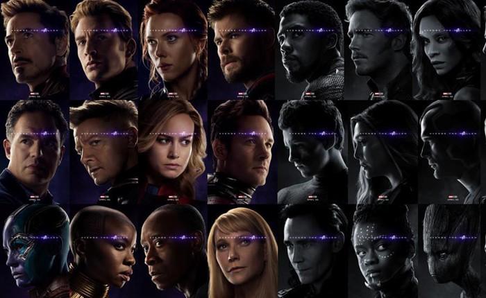 Danh sách 32 nhân vật còn sống/đã chết sau cú búng tay của Thanos trong Infinity War