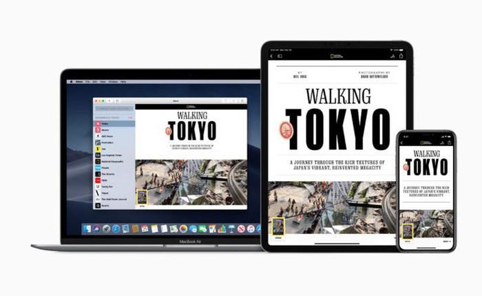 Ứng dụng News+ bị cáo buộc vi phạm các nguyên tắc của Apple mặc dù được chính Apple phát triển