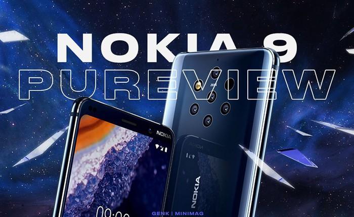 Nokia 9 PureView: Có những giấc mơ chỉ nên mãi là... giấc mơ