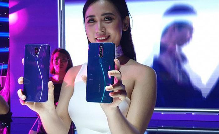 Oppo F11 Pro và Oppo F11 chính thức ra mắt tại Việt Nam, màn hình không khiếm khuyết, camera selfie trượt, camera sau 48MP, giá 8,49 triệu