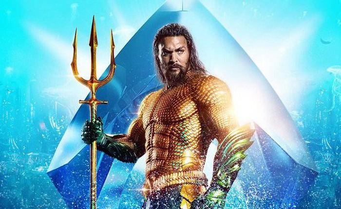 Warner Bros. xác nhận sẽ có Aquaman 2, dự kiến ra rạp vào tháng 12/2022