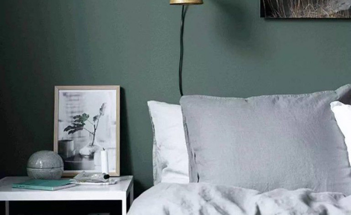 5 màu sơn phù hợp nhất cho phòng ngủ luôn đẹp và dễ chịu