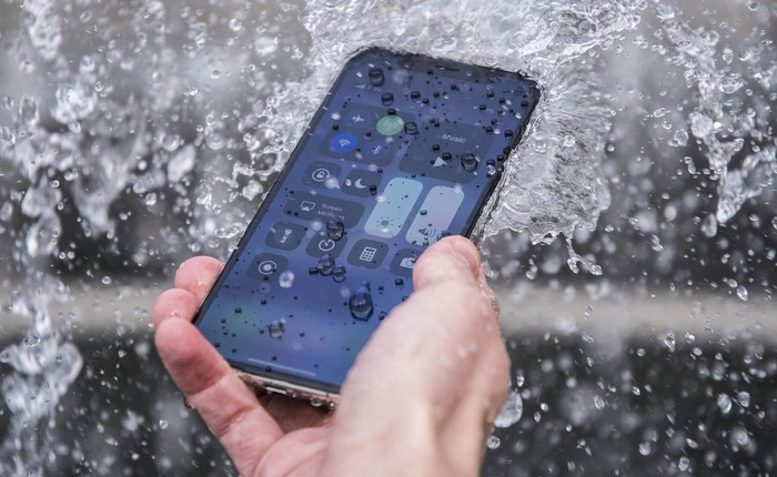 iPhone sắp có tính năng chụp ảnh dưới nước sâu hơn 50 mét mà vẫn đẹp?