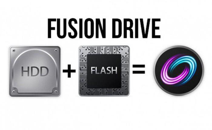 Ổ cứng Fusion Drive mới của Apple là gì? Liệu nó có tốt hơn ổ cứng thể rắn SSD?