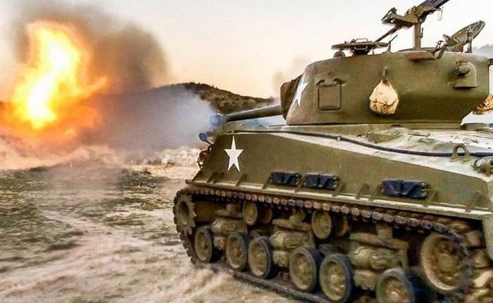 Chỉ nâng thêm 1mm nhưng tại sao pháo 76mm của xe tăng Mỹ lại hiệu quả hơn nhiều so với pháo 75mm trong Thế chiến thứ 2