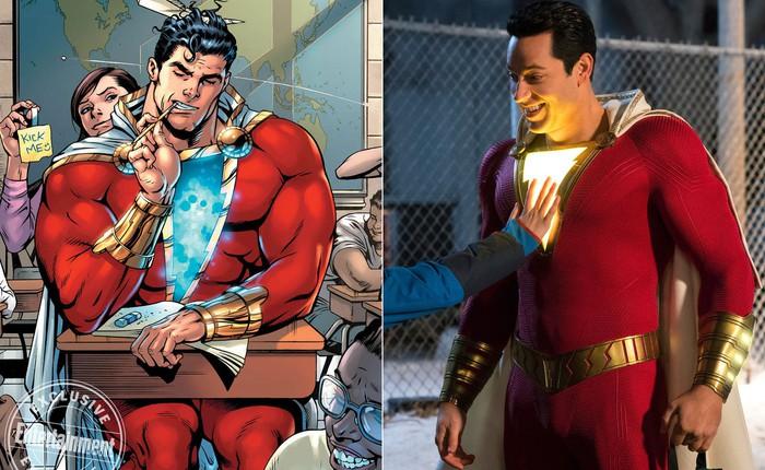 """Thoả hiệp với style giải trí đại chúng từ """"Aquaman"""" đến """"Shazam!"""": Vũ trụ DC có đang tự hủy hoại mình?"""