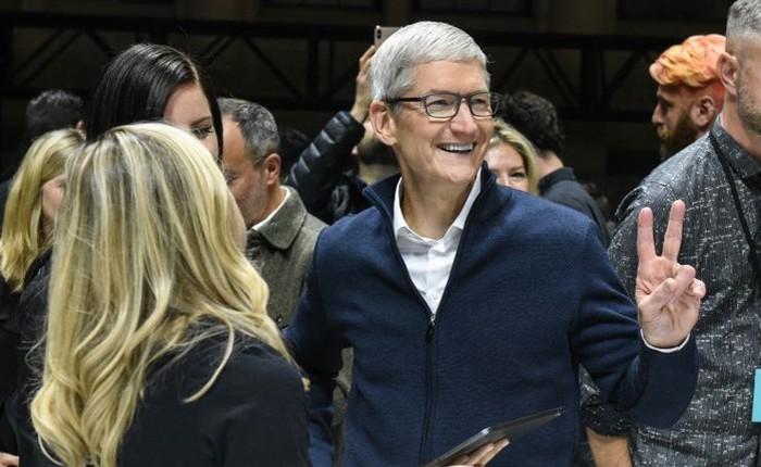 Apple là khách hàng lớn nhất của dịch vụ đám mây Amazon, chi đến 30 triệu USD mỗi tháng
