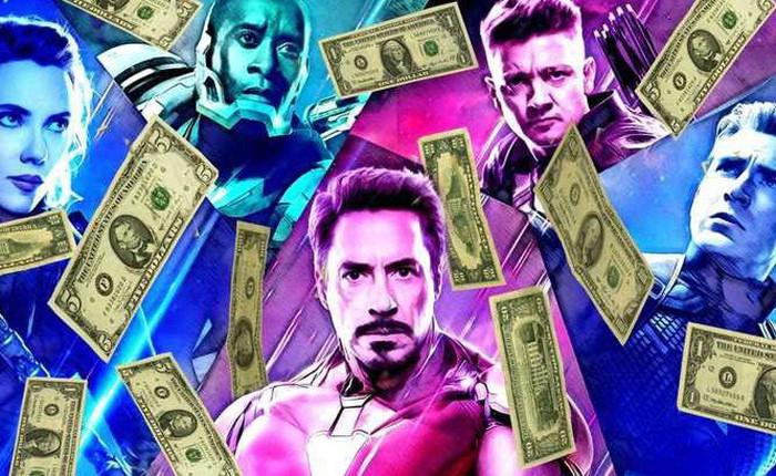 Endgame ẵm trọn 1,2 tỷ USD chỉ trong 3 ngày, điều mà Avatar mất 19 ngày mới làm được
