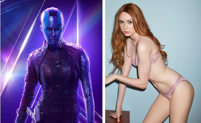 """Nhan sắc thật sau lớp hóa trang của dàn sao """"Avengers"""" bị giấu mặt: Thanos không gây bất ngờ bằng số 4, 5"""