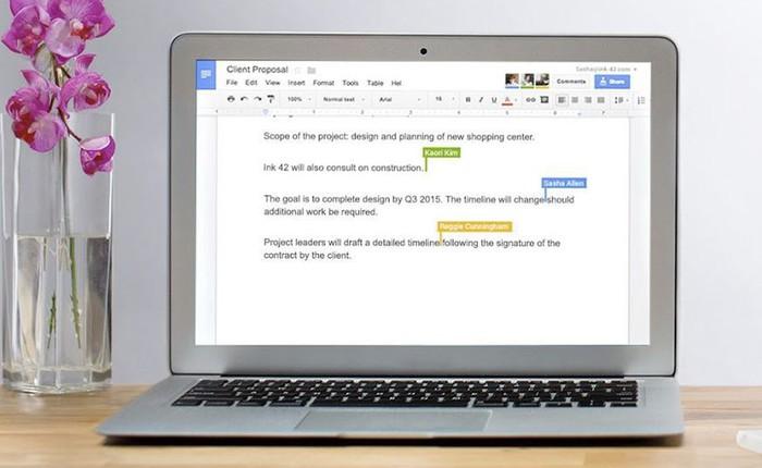 Trình duyệt Edge nhân Chromium gặp lỗi với Google Docs - có phải chỉ là sự cố?