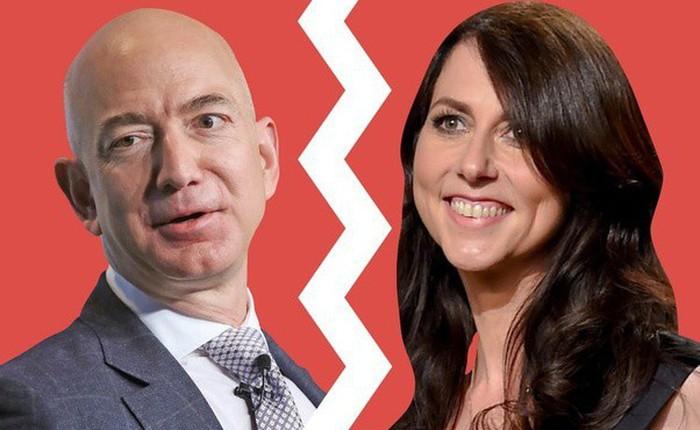Chính thức ly dị trong êm thấm, Jeff Bezos vẫn toàn quyền nắm Amazon với 75% cổ phần