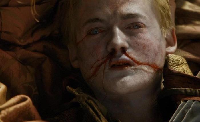 """7 kiểu chết gây sốc trong """"Game of Thrones"""": Biết sống sao cho vừa lòng biên kịch?"""