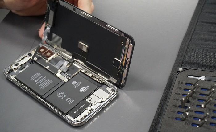 Apple cảnh báo, người dùng có thể làm hại mình khi tự sửa iPhone