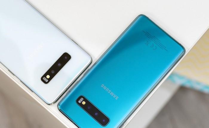 Thị phần của Samsung tăng mạnh bất chấp thị trường smartphone Bắc Mỹ đạt mức thấp nhất trong 5 năm