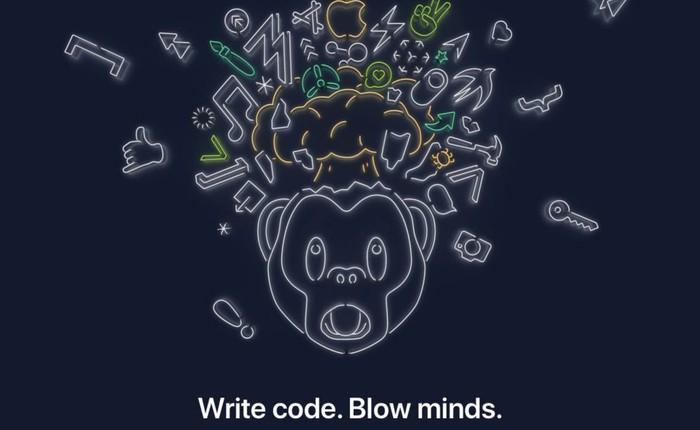 Apple gửi giấy mời WWDC 2019, khai mạc ngày 3/6, ra mắt iOS 13, macOS 10.15 và hy vọng có Mac Pro mới