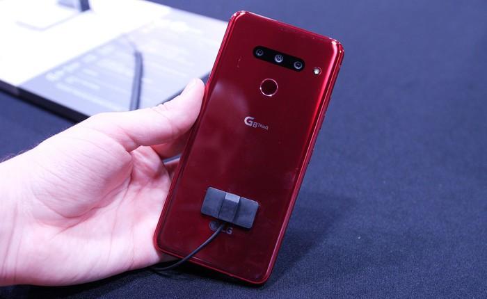 DxOMark đánh giá camera của LG G8 ThinQ thua cả Pixel 2, Mi 8, Galaxy S9 và nhiều mẫu smartphone từ năm ngoái