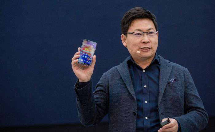 """Cuộc đời và sự nghiệp """"Yu Mạnh Miệng"""" - Người đưa Huawei tiến ra thị trường thế giới"""