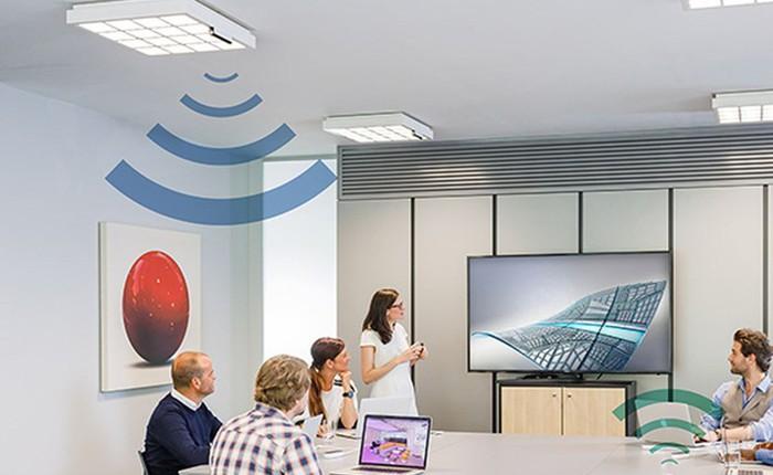 Philips Hue công bố các mẫu đèn có thể truyền dữ liệu ở tốc độ 250Mbps