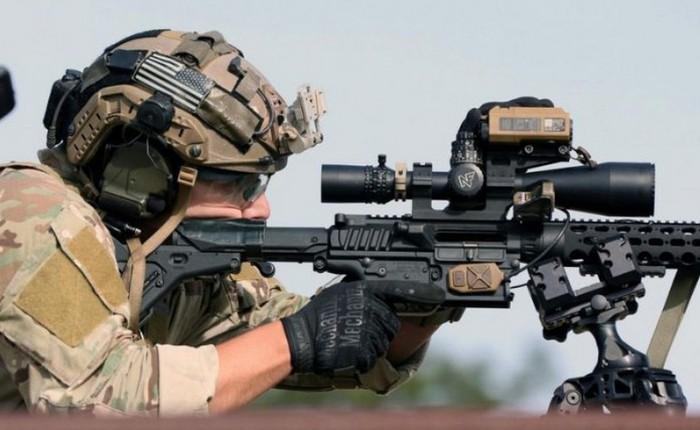 Súng trường của quân đội Mỹ sắp tích hợp công nghệ giống như trên xe tăng và iPhone