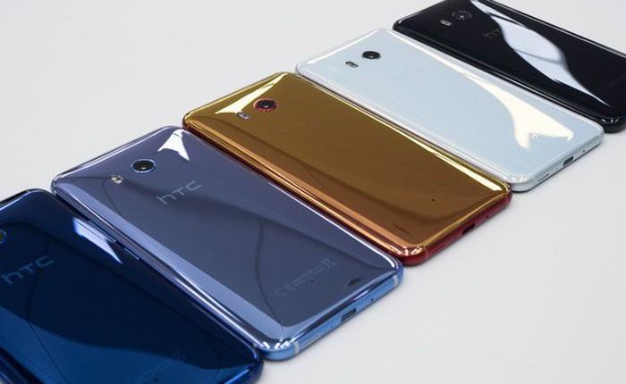 Bản cập nhật Android 9 Pie khiến HTC U11 biến thành cục gạch