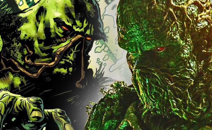 Gặp rắc rối về tài chính, TV series Swamp Thing của DC bị dừng chiếu ngay sau tập 1