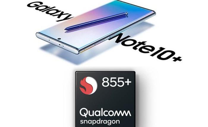 Rò rỉ kết quả benchmark ấn tượng của Galaxy Note10 với chip Exynos 9825